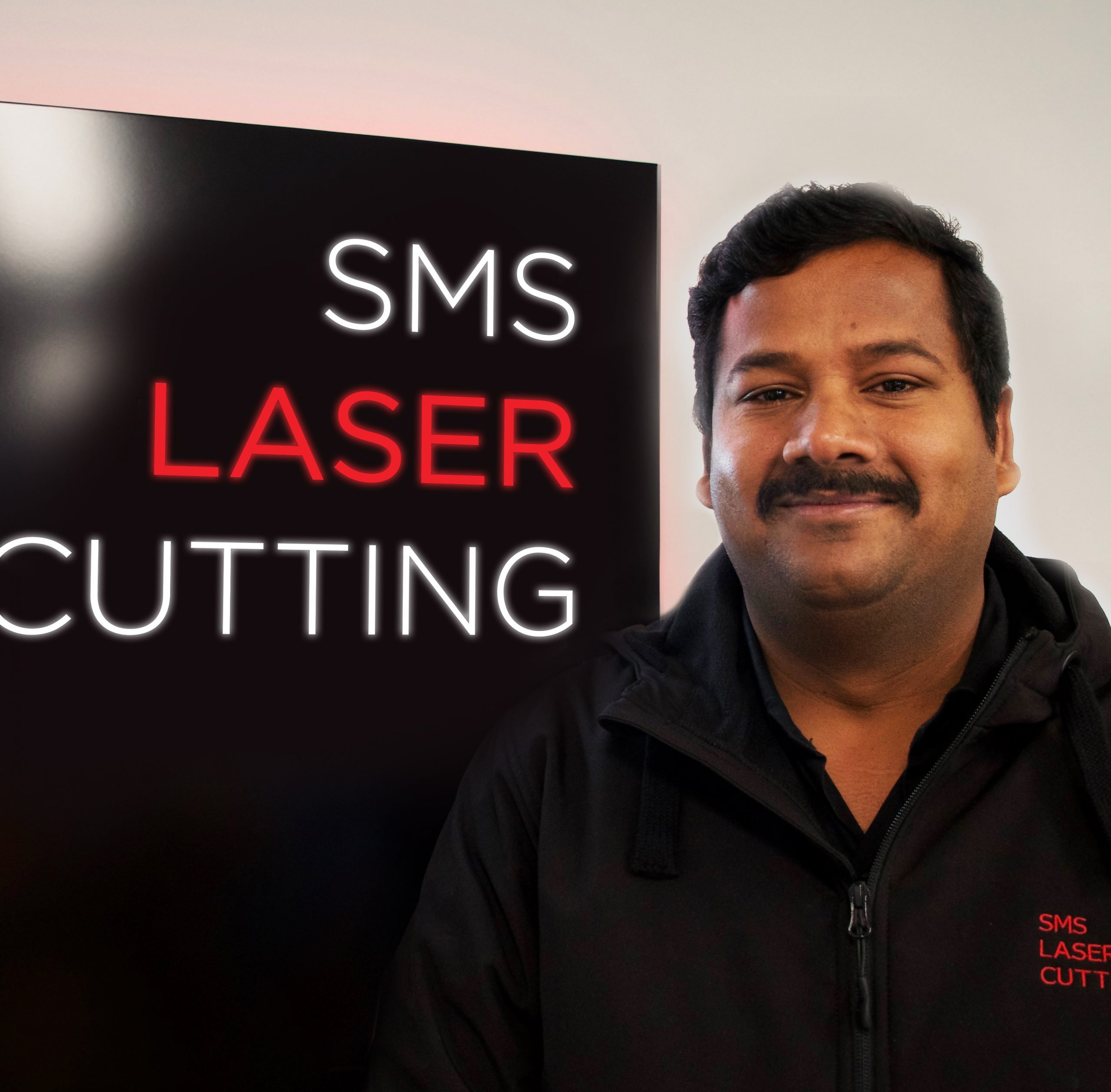 Balaji Kesavan, Production Manager, SMS Laser Cutting Melbourne