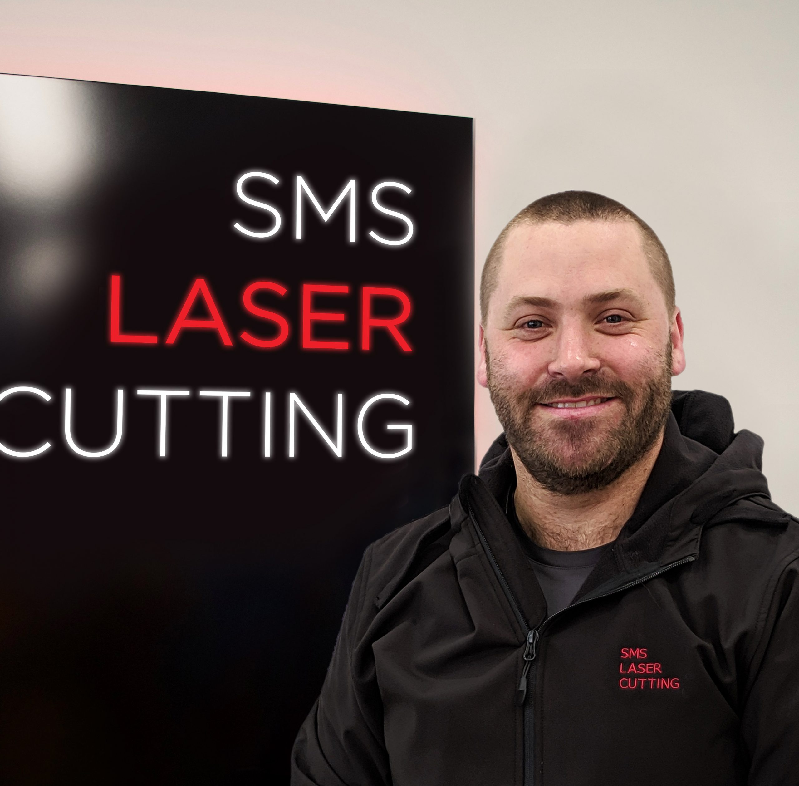 Brendan Smid, Production Manager, SMS Laser Cutting Sydney
