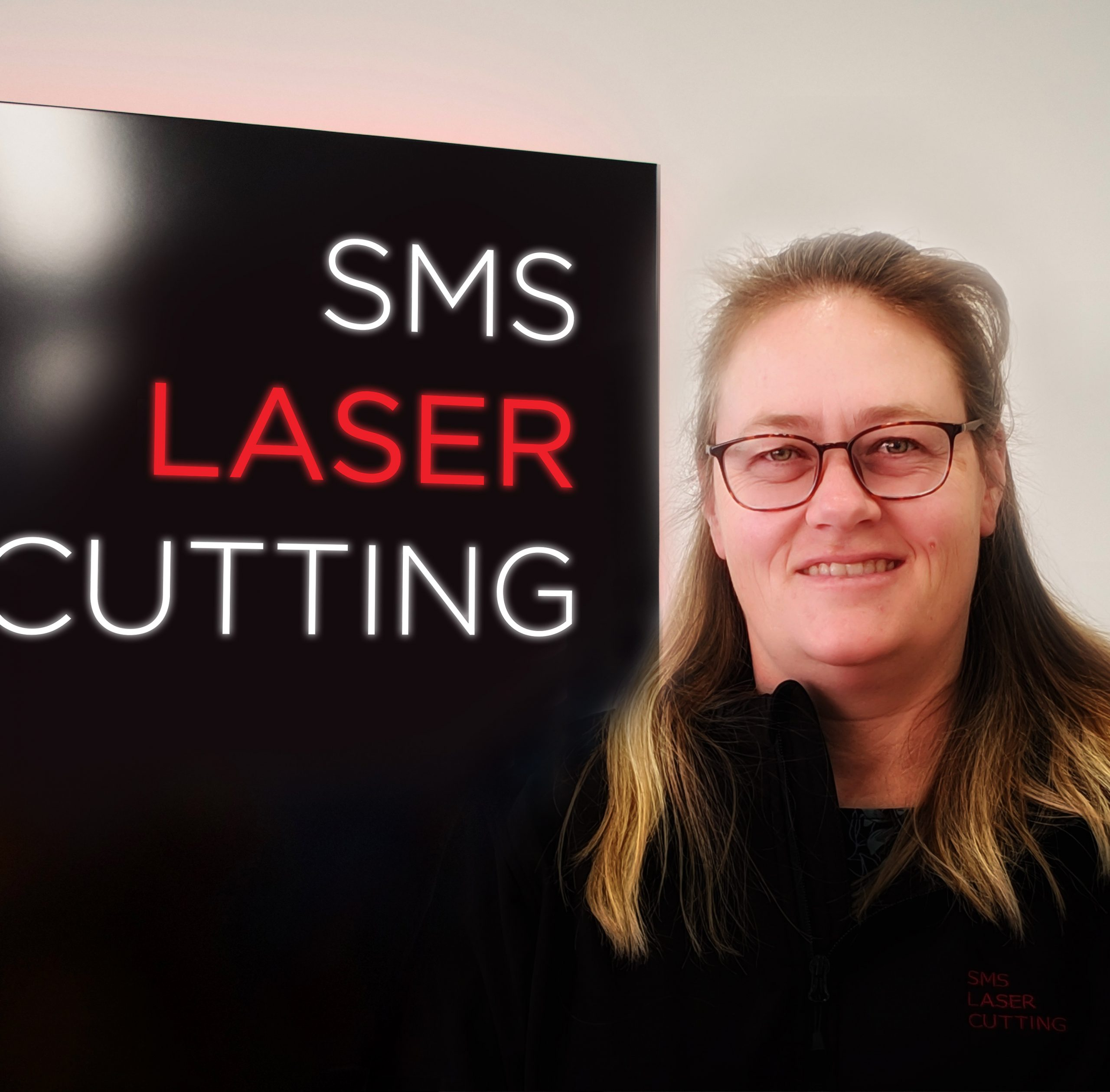 Kaylene Sanders, Human Resources & Marketing Manager, SMS Laser Cutting