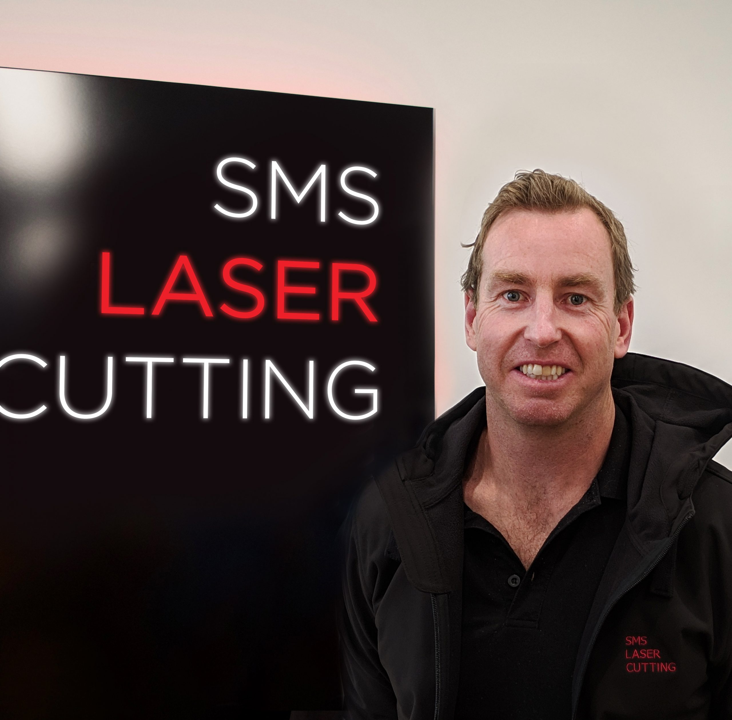 Mark Lillis, Manager, SMS Laser Cutting Sydney