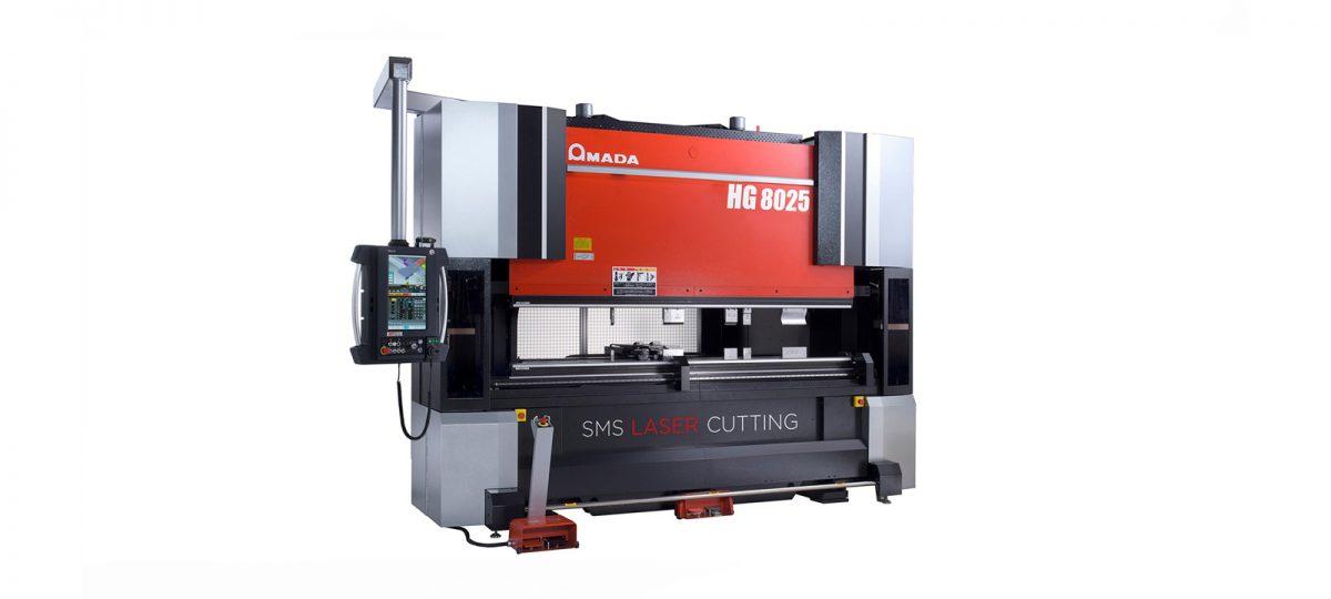 AMADA HDS8025 NT PRESS BRAKE