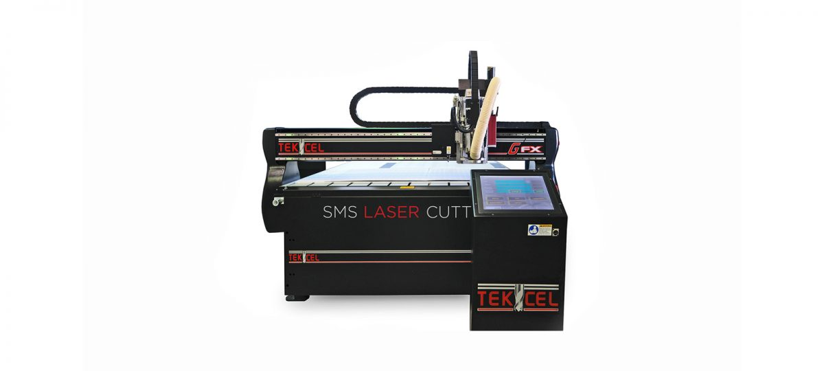 Tekcel CNC Router with a 3000 x 1550mm cutting bed